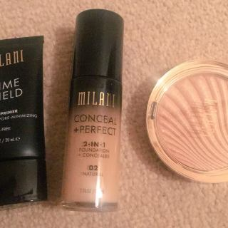 Milani make-up