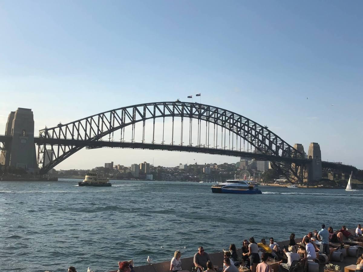 Australia travel diary: Sydney