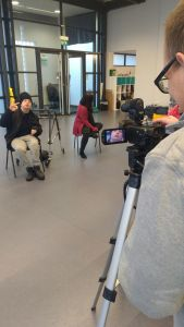 Filming in performing arts
