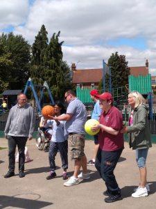 Sports adventure 1 & 2, Monday 1st July