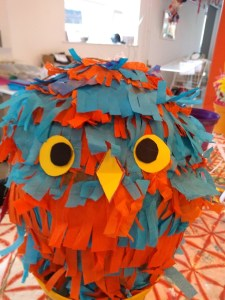 CoCoCreatives Enterprise, Tuesday 25th June, sunflowers and piñatas.