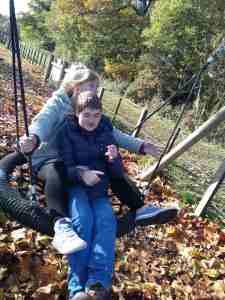 Monday 18th November, Sports adventure 2 – Hylands park.