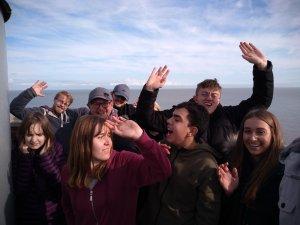 Monday 4th November, Sports Adventure 1 – Walton, 10,000 steps