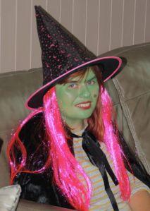 Thursday 31st October, Halloween party part 1