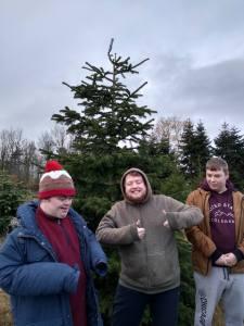 Saturday 30th November, Saturday squad – Christmas craziness.