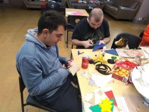 Thursday 5th December, Personal Progress 1 – recreate, craft and walk