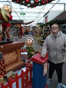 Monday 9th December, Developing Independence 3 – Christmas markets