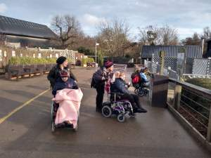 Thursday 16th January 2020, Personal Progress 2 – Colchester Zoo.