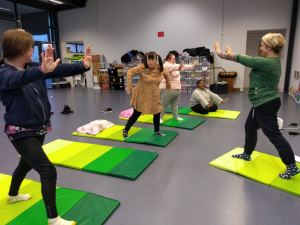 Monday 6th January 2020, CoCoCreatives – self care and yoga