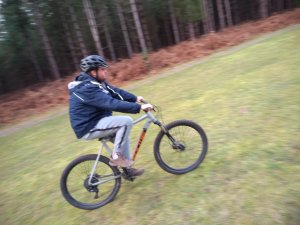 Monday 6th January 2020, Sports Adventure 1 – new year Bbq and cycling
