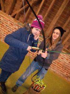 Monday February 10th 2020, Sports Adventure 1 – multi sports and white dragon archery