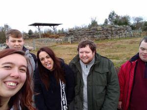 Saturday 8th February 2020, Saturday squad – Colchester Zoo.