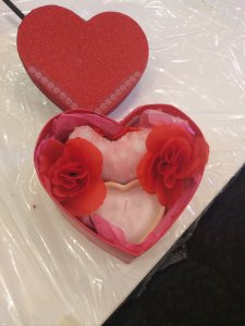 Tuesday 11th February 2020, CoCoEnterprise – chosen craft and valentine's craft.