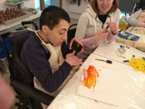 Friday 28th February 2020, Sensory Craft – Moroccan craft and tac pac