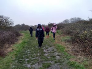 Thursday 5th March 2020, Personal Progress 1- Walton  Walk and Movie afternoon.