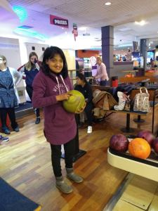 Monday 2nd March 2020, Sports adventure 2 and Developing Independence 3 – Walk n Castle Park, tenpin bowling and dancing.