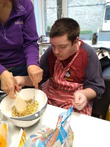 Thursday 5th March 2020, Personal Progress 3 – Flapjack and Bowling.