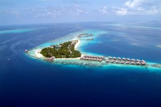 Aerial Image of Coco Bodu Hithi