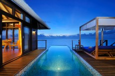 Escape Water Residence Pool at Coco Bodu Hithi