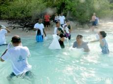 Lagoon cleaning is always great fun in Coco Palm Dhuni Kolhu
