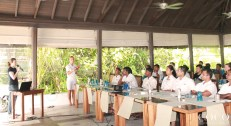 Presentation for the associates of Coco Bodu Hithi