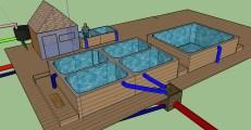 Coco Palm Dhuni Kolhu Turtle Rescue Centre Design