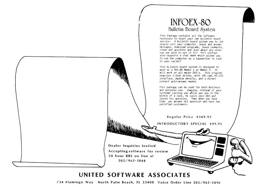 TRS-80 Ads