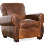 Cococo Home Club Classic Leather Chair Made In Usa