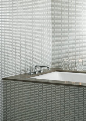 Tile File Four Luxe Bathrooms Tiled By Ann Sacks Cococozy