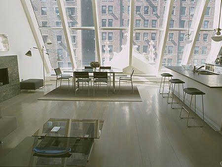 Wonderful Windows In A New York Loft Cococozy