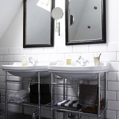 3 Basin Kitchen Sink Commercial Exhaust Fans Bathroom Mirrors Looking Good | Cococozy