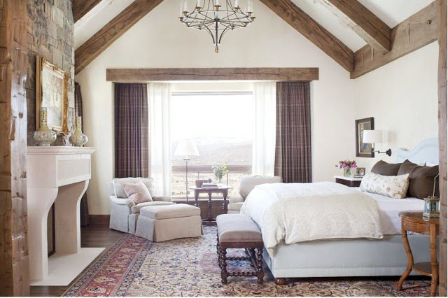 Best Rustic Bedroom Ideas Defined For High Inspiration: RETREATING TO THE MOUNTAINS!