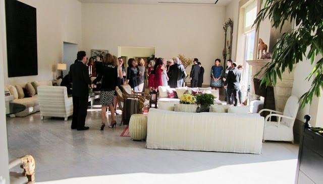 Interior Designer Michael S Smith Hosts Amp Designs A