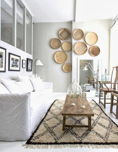 Small Flat Living Room Interior Design: APARTMENT LIVING IN UNDER 350 SQUARE FEET