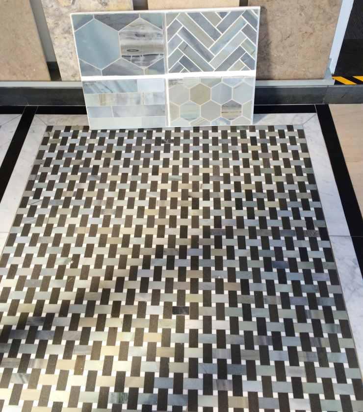 Malibu master bedroom tile options