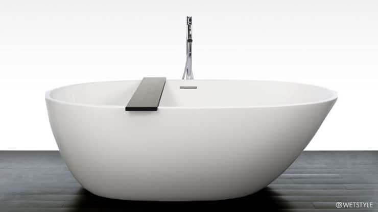 best freestanding bathtubs asymmetrical spoon shape tub
