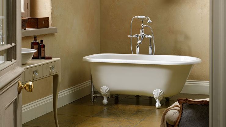 best freestanding bathtubs Victoria Albert clawfoot tub