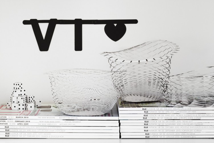 home office storage wire baskets