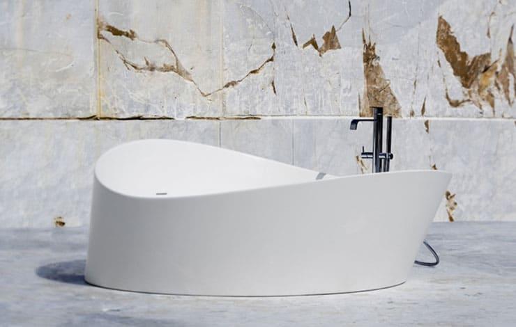 best freestanding bathtubs Dune Antoniolupi tub