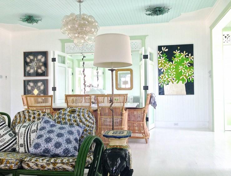living room dominican republic cococozy