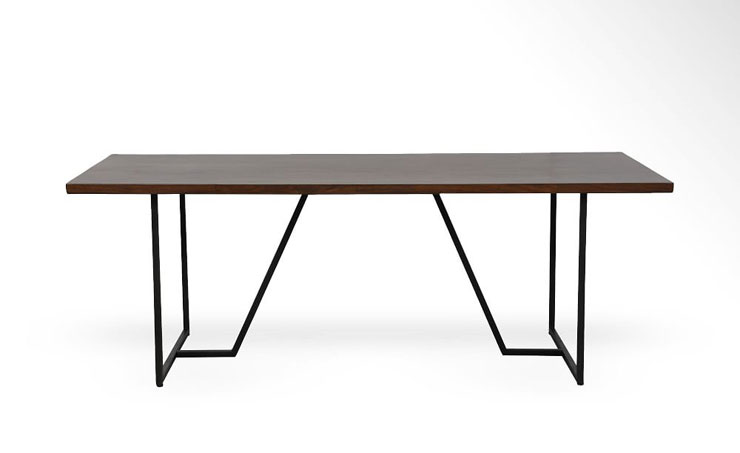 19 Modern Dining Room Tables Metal Amp Wood Cococozy