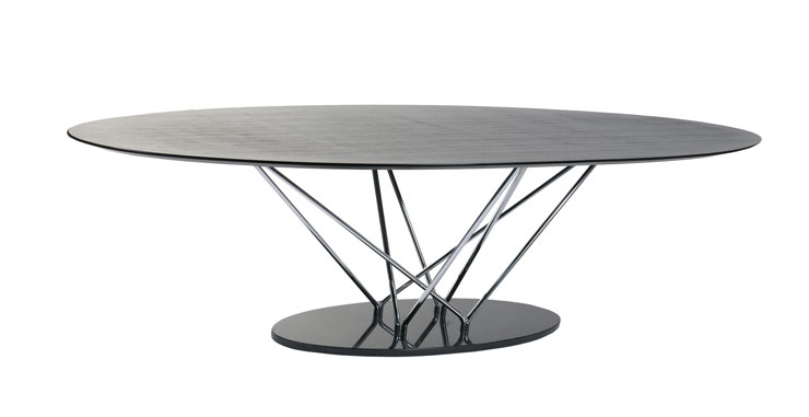 19 Modern Dining Room Tables Metal amp Wood COCOCOZY : all modern Stacy Dining Table cococozy from cococozy.com size 740 x 381 jpeg 18kB