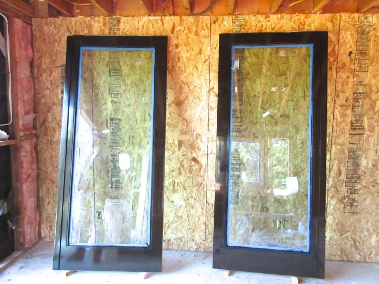 Malibu Home Renovation  Wood Windows & Doors