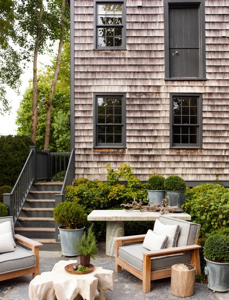 Sag Harbor House By P T Interiors With Images: Steven Gambrel Designed
