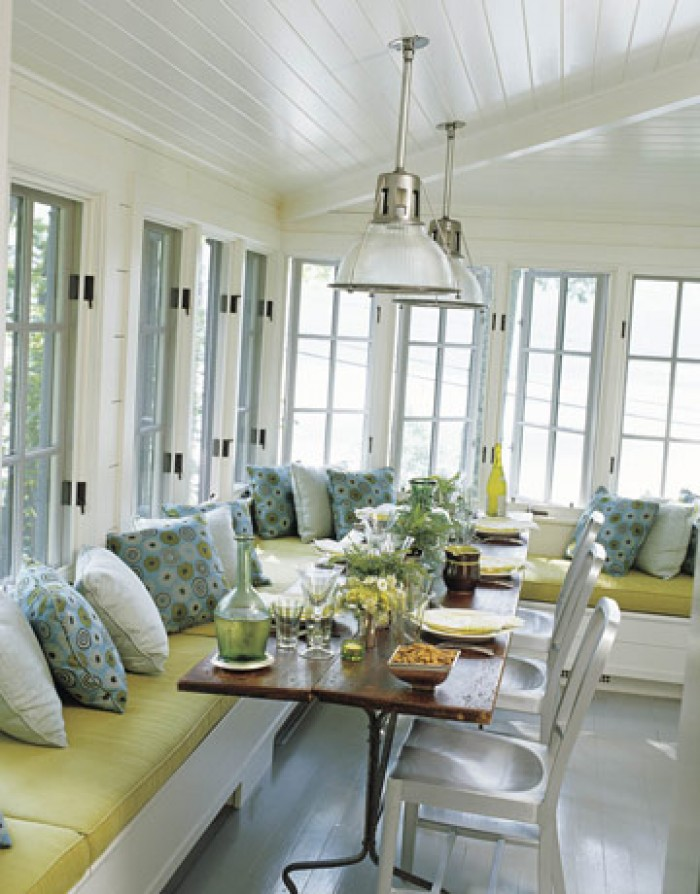 Kitchen Sunroom Designs. Sun Room Designs Breakfast Nook Sunroom  COCOCOZY