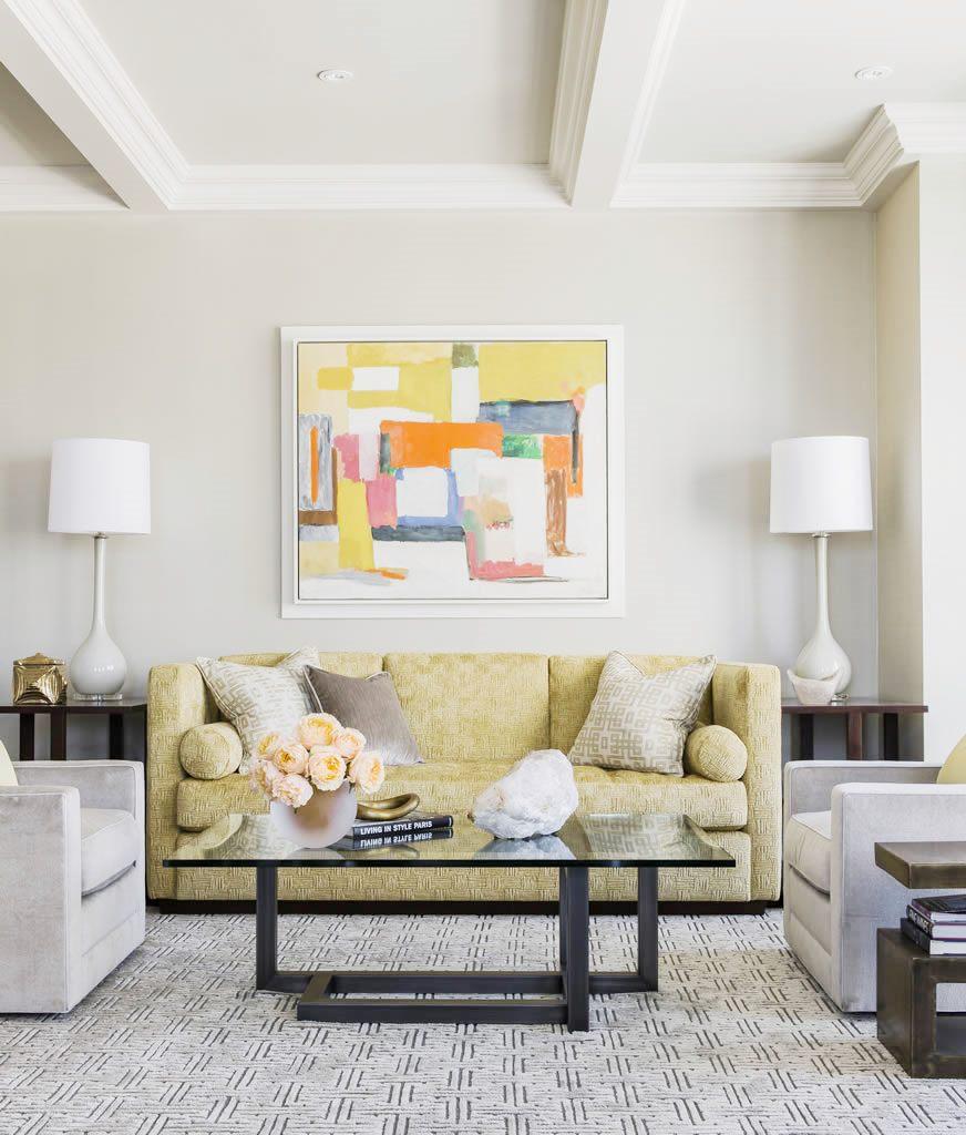 15 yellow home design ideas  cococozy