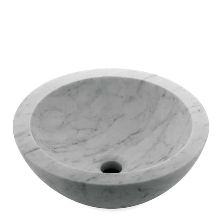 Waterworks Titan Round Vessel Sink. 7 High Style Vessel Bathroom Sinks   COCOCOZY