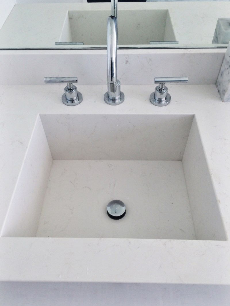caesarstone integrated sink cococozy