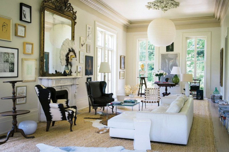 Eclectically Chic New Orleans Garden District Home