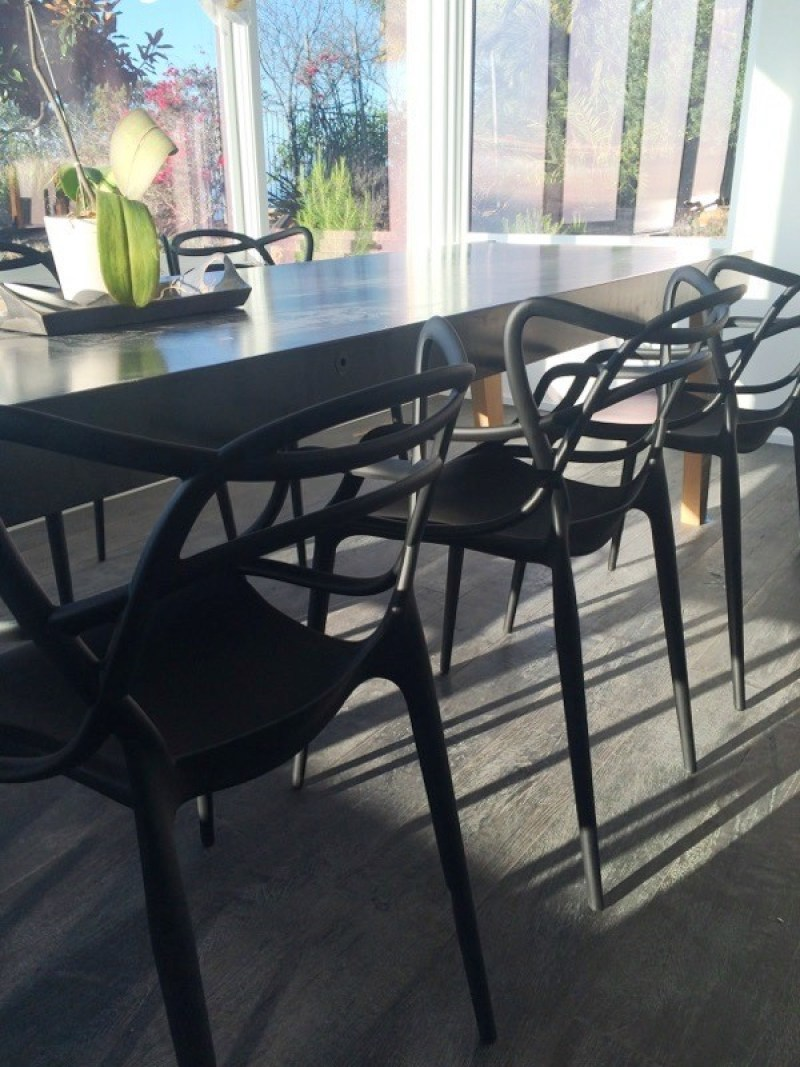 Philippe Starck Masters Chair Our Malibu Home Remodel